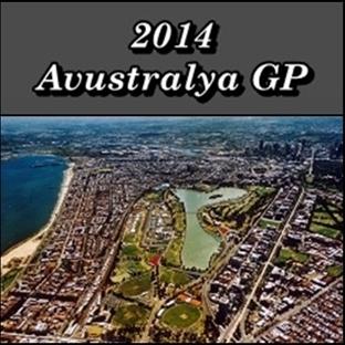 2014 Formula 1 Yarış Takvimi