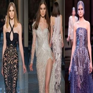 2014 İlkbahar elbise modası