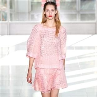 2014 İlkbahar-Yaz Bayan Modası