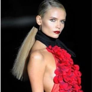 2014 Saç Modelleri – Alttan At Kuyruğu Modelleri