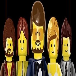 86. Oscar En İyi Film Adayları Lego Posterleri