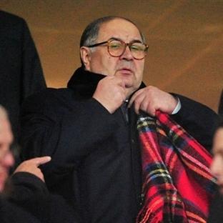 """Alisher Usmanov: """"Mesut Kapasitesinde Oynamıyor"""""""