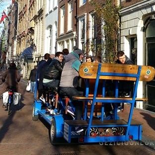 Amsterdam'da Keyifli Saatler