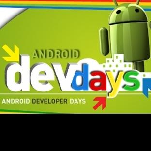 Android Geliştirici Günleri Yaklaşıyor!