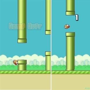 """Android'in Ocak Ayı En Popüler Oyunu """"Flappy Bird"""""""