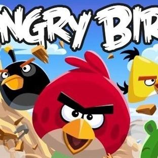 Anry Birds Oyunundaki Tehlike