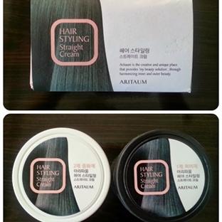 Aritaum Hair Styling Saç Düzleştirici Krem