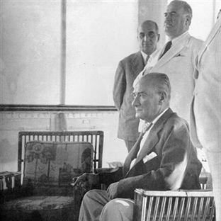 Atatürk'ün Karşısında Efe'nin Cesareti