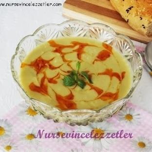 Avokado Çorbası Sütlü Kremalı