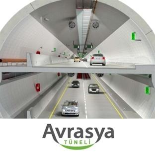 Avrasya Tüneli yapılmaya başlandı!