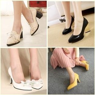Baharlık Ayakkabılar