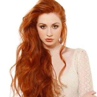 Bakır Karamel Saç Rengi