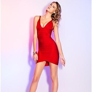 Bandaj Elbise Modelleri
