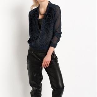 Bayan Deri Pantolon Modelleri 2014