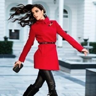 Bayan Kaşe Kaban modelleri
