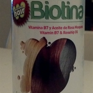 Biotinli losyon