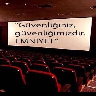 Bir Sinema Salonunu Düşünün