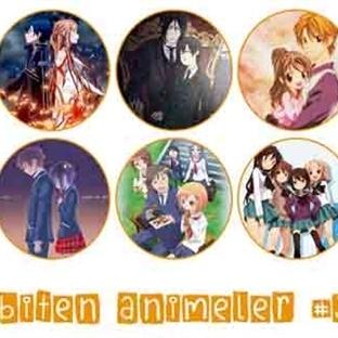 Biten Animeler #3