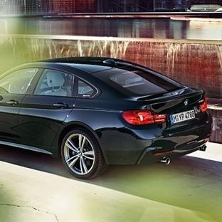 BMW 4 Serisi Gran Coupé Tanıtıldı!