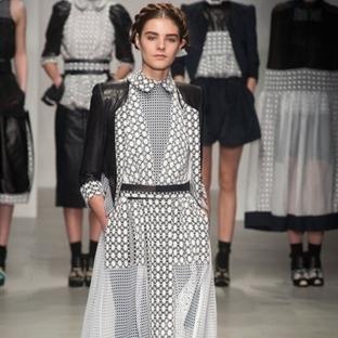 Bora Aksu 2014/15 Sonbahar/Kış Londra Moda Haftası