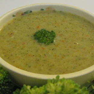 Brokoli Çorbasını Denediniz Mi?