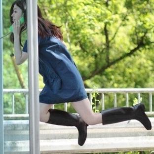Bu Kız Uçuyor!