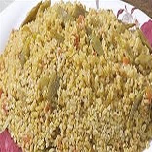 Çereli pilav tarifi (Nevşehir)