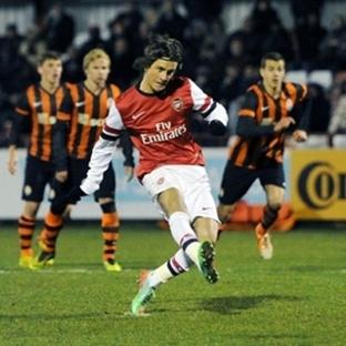 Çeyrek Finale: Arsenal 3-1 Shakhtar Donetsk
