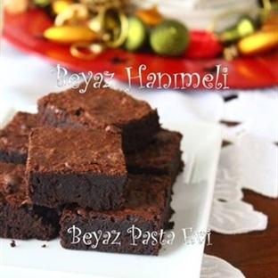 Çikolatalı fudge browni