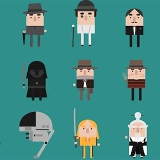 Cinematics – Karakterleri Tanıyabildiniz mi?