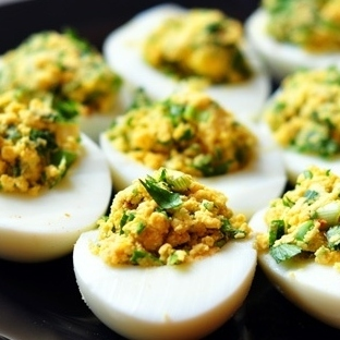 İçli Yumurta Tarifi