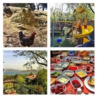 Çocuk Dostu Kahvaltı Mekanı: Kalender Tepe