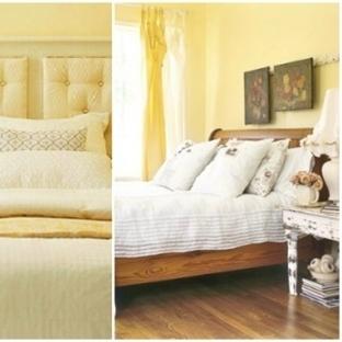 Dekorasyon Fikirleri: Yatak Odası Dekorasyonu İçin