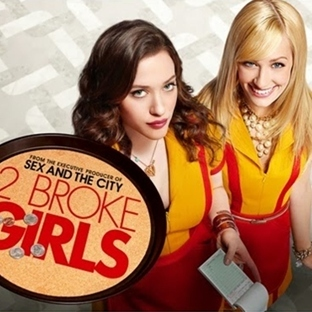 Dizi Tavsiyesi: 2 Broke Girls