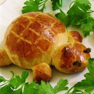 Dünya Tatlısı Kaplumbağa Poğaça