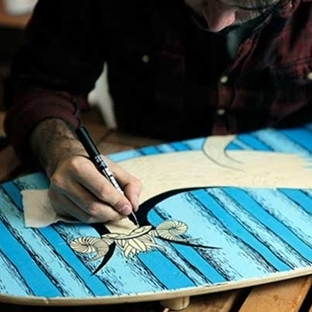 Ece Dorsay'la Surf in İstanbul