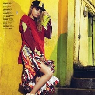 Editorial : Vogue Brasil