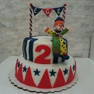 Ege'nin sirk temalı 2.yaş doğumgünü
