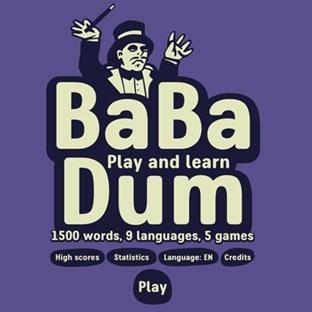 Eğlenerek 9 Dilde 1500 Kelime Öğrenmek