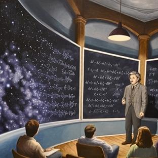 Einstein'ın Unutulan Evren Modelinin Gizemi