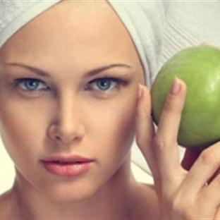 Elma Sirkesi İle Gelen Güzellik