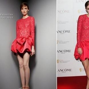 Emma Watson Kırmızı Halı Kıyafetleri 2014