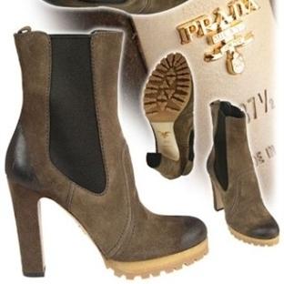 En Trend Prada Ayakkabı Modelleri