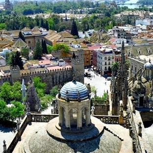 Endülüs'ün incisi: Sevilla!