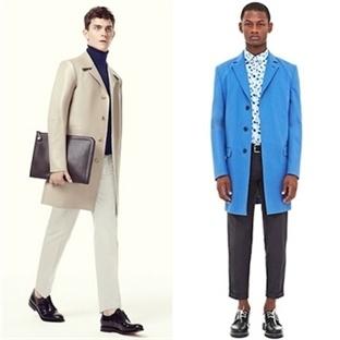 Erkek Modasında Uzun Ceket Ve Trençkot Trendleri
