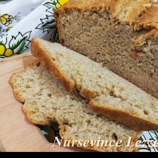 Ev Fırınında Tam Buğday Unlu Ekmek Tarifi