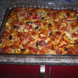 Ev Pizzası Nasıl Yapılır?