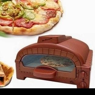 Ev Tipi Lahmacun ve Pizza Fırını