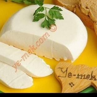 Ev Yapımı Köy Peyniri (Resimli Anlatım)