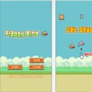 Flappy Bird'te 999 Yapan Adam !